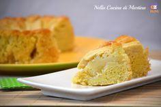 torta di mele di Suor Germana blog nella cucina di martina