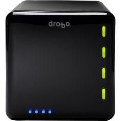 Drobo Drobo DAS Array - 4 x HDD Supported - 4 x HDD Installed - 4 TB #DDR3A21-4TB