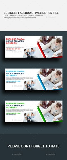 Business Corporate Facebook Cover TimelineSpecification RGB Color Mode 72 DPI Resolution Size 851x315 FeaturesFree Fonts Editable