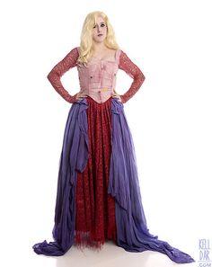 Sarah Sanderson This looks really good! Halloween Mode, Halloween Fashion, Halloween 2019, Halloween Cosplay, Disneyland Halloween, Sister Costumes, Diy Costumes, Movie Costumes, Costume Ideas