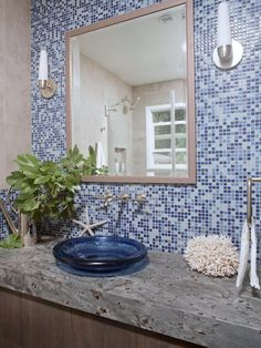 Bathroom Tiles For Every Budget And Design Style | Mosaics, Vanities And  Glasses