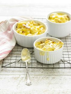 """Recipes from The Nest - Cauliflower """"Mac and Cheese"""""""