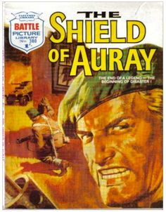 JORDI PENALVA - The Shield of Auray - 1969 Battle Pictures Library #380