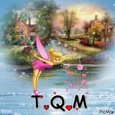 Flowers Gif, Gif Pictures, Messages, Disney Magic, Animated Gif, Tinkerbell, Good Morning, Funny Quotes, Inspirational Quotes