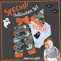 Halloween is just around the corner... Shop for personalized baby gifts! inspired from: www.mybabygift.com.sg