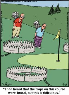 Golf Cartoons 100 Articles And Images Curated On Pinterest Golf Humor Golf Golf Quotes