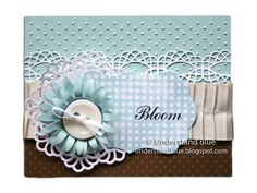 Paper Buttons by Understandblue - Cards and Paper Crafts at Splitcoaststampers