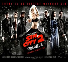 """Sin City Una dama por la que matar (2014)"" Some of Sin City's most hard-boiled citizens cross paths with a few of its more reviled inhabitants."