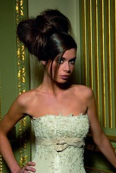 #richdarkbrown #bridalhair #Hair created by Royston Blythe Hairdressing