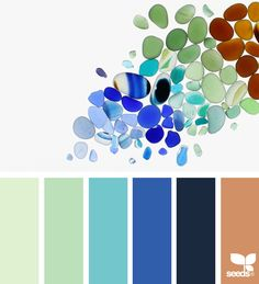 { color nature - color palette from Design Seeds} image via: Colour Pallete, Colour Schemes, Color Combos, Color Patterns, Color Trends, Color Palettes, Color Collage, Design Seeds, Color Blending