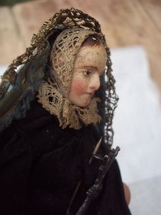 Only Religious Doll Carved Wooden Century Original Clothing Era Movements Antique Dolls, Vintage Dolls, Madonna And Child, Wooden Dolls, Bjd, 18th Century, Jon Snow, Carving, The Originals