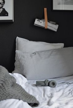 my scandinavian home: Monochrome and nude scheme in a lovely Scottish home