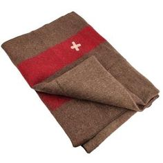 Browse emergency foil blankets, disaster blankets and genuine military blankets. From natural wool blankets to cotton blends and fire resistant materials. A blanket can be useful in a survival kit, for camping, or just use at home. Leather Holster, Leather Gloves, Combat Helmet, Grab Bags, Swiss Army, Military Fashion, Wool Blanket, Hand Sewing, At Least