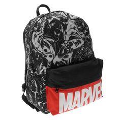 Marvel Comics reppu Marvel Comics, Marvel Avengers, Marvel Backpack, Marvel Comic Character, Backpacker, Backpack Bags, Travel Bag, Little Boys, Gym Bag