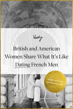 Americans dating french men