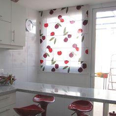 1000 images about ideas para la casa nueva on pinterest for Decoracion de cortinas de cocina