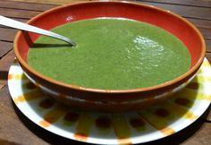recette soupe fane carotte epinard bio