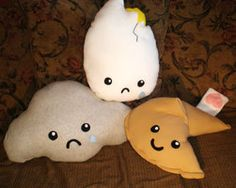 Pillow Plush Tutorials