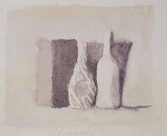 Giorgio Morandi - Natura morta (Naturaleza muerta)