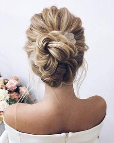 44 Popular Modern Wedding Hairstyles Inspirations - Fashionmoe