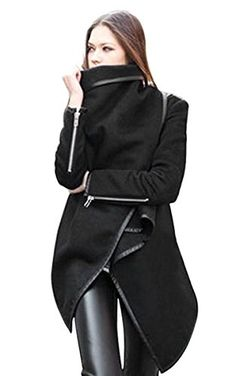 Zeagoo Fashion Women Slim Fit Woolen Coat Trench Coat Long Jacket Outwear Overcoat Zeagoo http://www.amazon.com/dp/B00NCTJ444/ref=cm_sw_r_pi_dp_5MRhwb0ZRVG0M