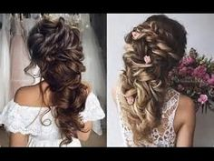 BEST BRIDAL HAIRSTYLES - YouTube