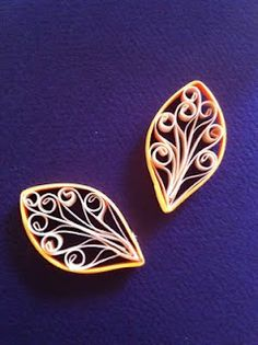 quilling tutorial for tree not what's shown but like tree and poem