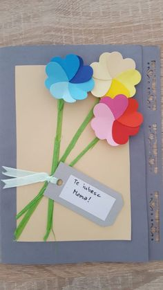 Diy And Crafts, Crafts For Kids, Arts And Crafts, Art Projects, Projects To Try, 8 Martie, 8th Of March, Flower Frame, Spring Crafts