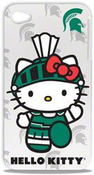 Michigan State Spartans Hello Kitty iPhone 4/4S Hard Shell http://www.fansedge.com/Michigan-State-Spartans-Hello-Kitty-iPhone-44S-Hard-Shell-_1208748640_PD.html?social=pinterest_pfid23-51840