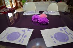happy table mat