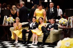 So about what I said...: Mad Men wedding