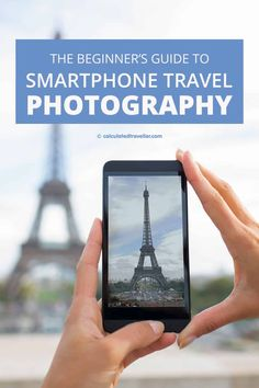 Who needs to travel the world with a bulky DSLR or mirrorless camera and multiple zoom lenses when we have smartphone cameras! In this beginner's guide to smartphone travel photography, we provide tips and tricks so that you can capture fabulous Instagram worthy photos and memories of your next vacation on your mobile phone. #travel #photography #tips #mobile #smartphone #howto #guide Travel Advice, Travel Tips, Travel Hacks, Travel Articles, Travel Info, Travel Deals, Travel Essentials, Travel Guides, Travel Destinations