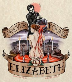Elizabeth Artist: Randi Laing The Nameless Ghouls Official Ghost Cult.