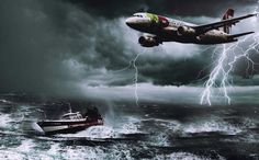 Astonishing and Intriguing Facts About The Bermuda Triangle: World's 10 most dangerous waters for shipping. Myths of the Bermuda triangle. Bermuda Triangle Facts, Le Triangle, Mysterious Places, Strange Places, World Of Warships, Mysteries Of The World, Greatest Mysteries, Porto Rico, Unexplained Mysteries