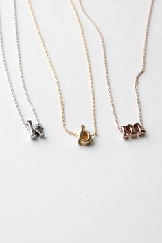 Initials *custom item, orders placed after 12/10 will not be eligible – Fifth & Mae