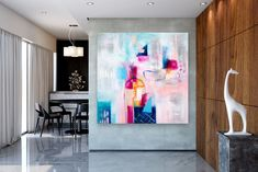 Items similar to Large Abstract Painting,Large Abstract Painting on Canvas,square painting,acrylic abstract,oil painting canvas on Etsy Oversized Canvas Art, Large Canvas Art, Abstract Canvas Art, Large Painting, Oil Painting Abstract, Large Wall Art, Canvas Wall Art, Painting Canvas, Large Art