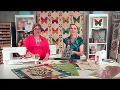 GO! Simple Shapes Die (55177) by Edyta Sitar - Quilting Tutorial | AccuQuilt : AccuQuilt