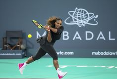 bbe19d43cba Grand Slam champion Serena Williams is coming to Abu Dhabi Dubai Living  Guide   Living In