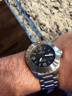 #anstead #oceanis #diver #microbrand #watch