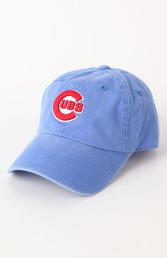American Needle Chicago Cubs Baseball Hat - PacSun  22.50 Chicago Cubs  Baseball 1638a55ad72