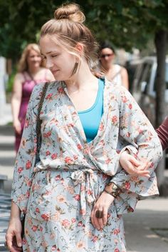 'There is no distinct line between her GIRLS character, Jessa, and Jemima's wardrobe because in many ways, Jessa is the hyperbole of Jemima' - she manages a ...