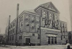 Massey Hall has an illustrious past, but a tired present. A new plan to revitalize promises a glowing future for the historic Toronto concert venue. Guernica, Historical Architecture, Toronto Canada, Photo Archive, Historical Photos, Ontario, Past, The Neighbourhood, Old Things