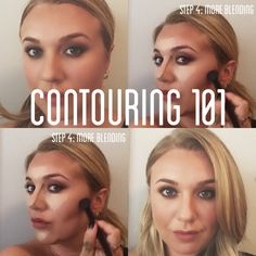 SMASHBOX Step-By-Step Contour