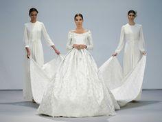 Las nueve tendencias que vestirán las invitadas el año que viene