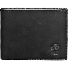 Mancini Leather Goods Men's Classic Billfold with Removable Passcase Black - Mancini Leather Goods Mens Wallets