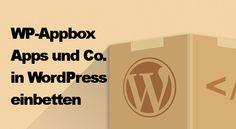 So heute möchte ich dir ein weiteres unverzichtbares WordPress Plugin vorstellen. Dabei handelt es sich um das super tolle Plugin WP-APPbox, welches viele Blogger bereits nutzen um auf ihren Blogs Apps, Plugins, usw. einzubetten bzw. vorzustellen.