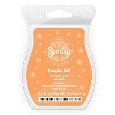 Pumpkin Roll | Scentsy Fragrance