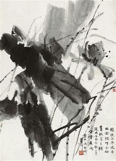 Les 10 Artistes chinois contemporains les plus influents : #7 Huang Yongyu (43)