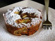 Gluten Free Alchemist: Apple, Cinnamon & Mincemeat Cake - gluten free