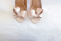 Perfectly pink Valentino peep toes. Photography by rebeccawood.ca, Shoes by valentino.com